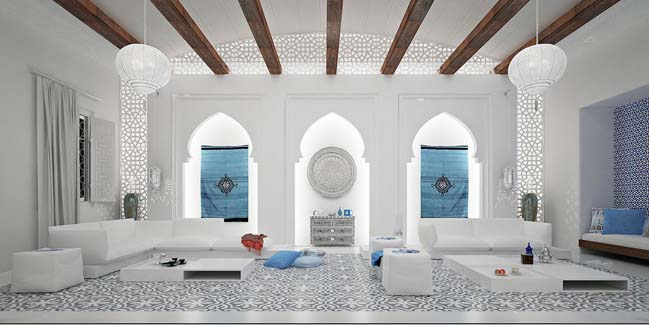 amusing moroccan style living room | Morrocan Living Room Ideas